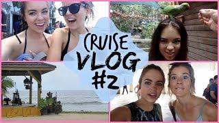 Claudia'slife: Visiting Jamaica! (cruise Vlog #2)
