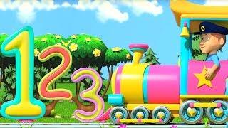 Номер песни | выучить цифры | образовательная песня | Number Song For Kids | Kids Number Song