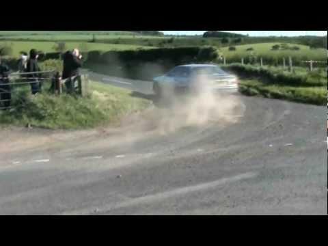 Jim Clark Rally 2011 - Andy Davison & Mike Currie