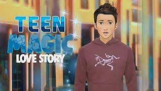 Teen Magic Love Story #4 Games Игра Любовная История - Магия Любви #MaryGames
