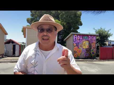 Derrick Soo Interviews Needa Bee Of The Village In Oakland