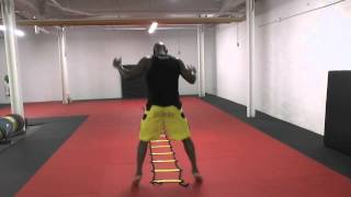 Ladder Drills for MMA Part 1