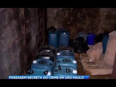 Polícia descobre esconderijo de drogas em chácara