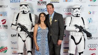 Star Wars Red Carpet Douchebaggery!