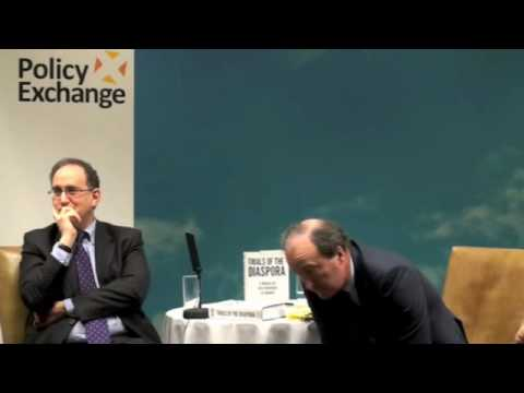 Anti-Semitism in England: Anthony Julius in Conversation with Charles Moore | 09.03.10