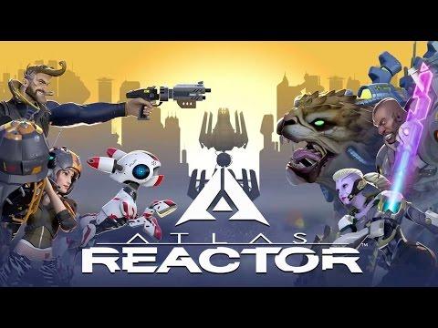 видео: atlas reactor - интересная пошаговая moba