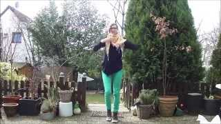 """Hey there! A quick dance cover of Melochin's dance version of """"dan ..."""