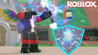 Roblox | Take The Hammer Of The God Zues To Go Dig Mine | Mining Simulator | MinhMaMa