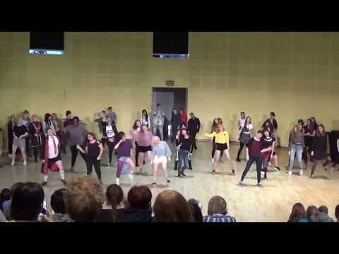 Kpop Random Dance Play at J-popcon 2018 (Part 1)