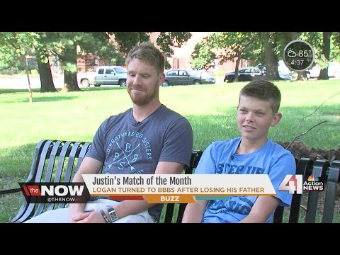 Match of the Month: Boy turns to BBBS for help