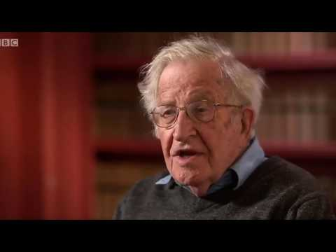 Noam Chomsky Has Gone Senile