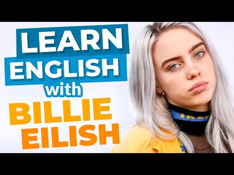 Learn English With Billie Eilish & Ellen