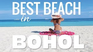 Best Beach in Panglao Bohol Philippines