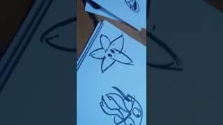 Rysowanie wodnych zwierząt