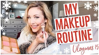 GET READY WITH ME! 💄👠 | MY WINTER MAKEUP ROUTINE | Brianna K Video