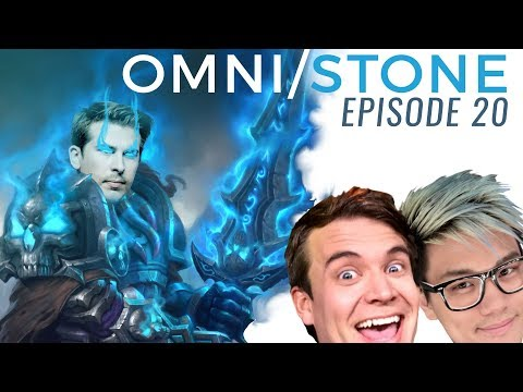 Omni/Stone ep. 20 w/ Brian Kibler, Frodan & Special Guest Raven
