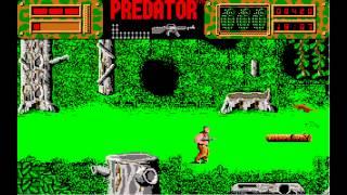 Predator - Atari ST [Longplay]