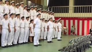 「ごきげんよう」大島商船高専2016.09.21