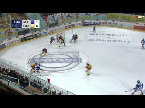 Highlights: Lakers vs HC Genf-Servette