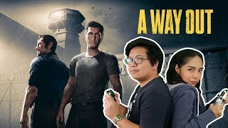 A Way Out Gameplay with Thirdy & Raine