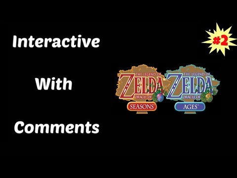 Interactive With Comments #2 (Oracle Games)