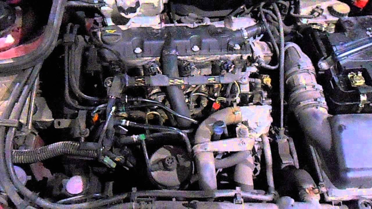 peugeot 206 2 0 hdi 8v rhy 90 bhp engine youtube. Black Bedroom Furniture Sets. Home Design Ideas