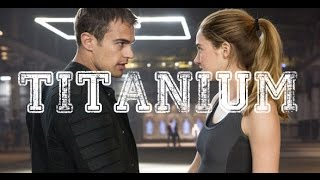 Gambar cover Divergente - Titanium