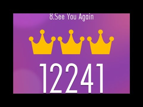 See You Again In Piano Tiles 2? 12241 HighScore + TheSouth's Mod Of Piano Tiles 2