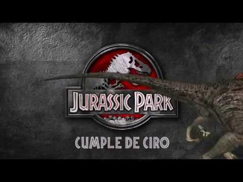 Video Invitación Cumpleaños De Dinosaurios Moot Youtube