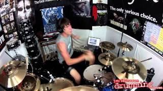 Alt Rock/Pop Drumming Performance
