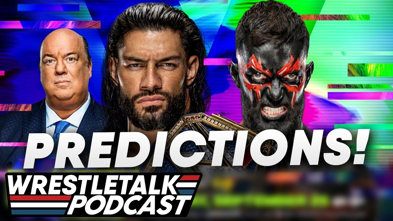 WWE Extreme Rules 2021 Predictions! | WrestleTalk Podcast