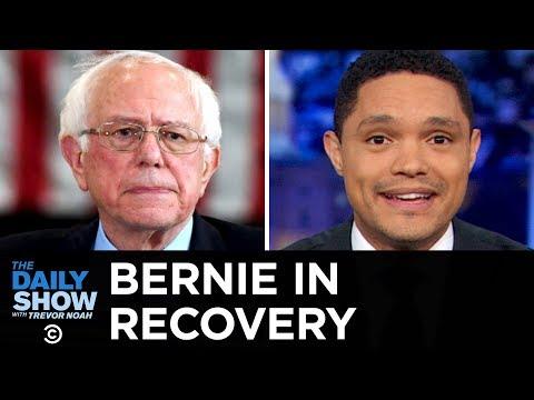 Bernie Sanders's Heart Procedure | The Daily Show