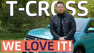 VW T-Cross   New & Exclusive UK Test   Future Car of the Year?