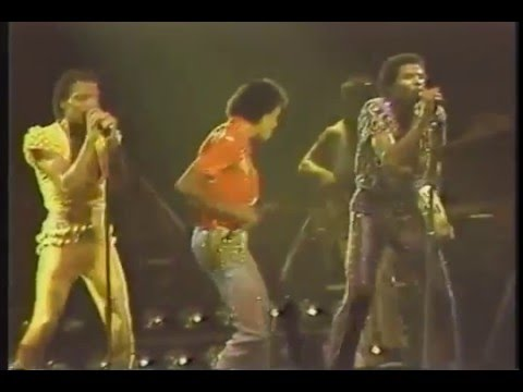 The Jacksons - This Place Hotel Live  Triumph Tour 1981