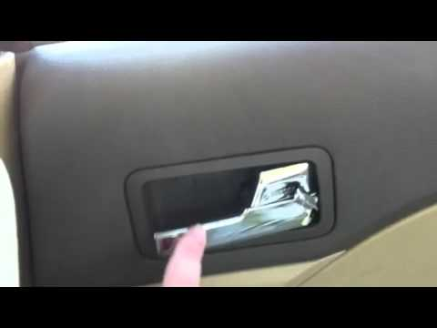 Ford Fusion Door Repair? - YouTube