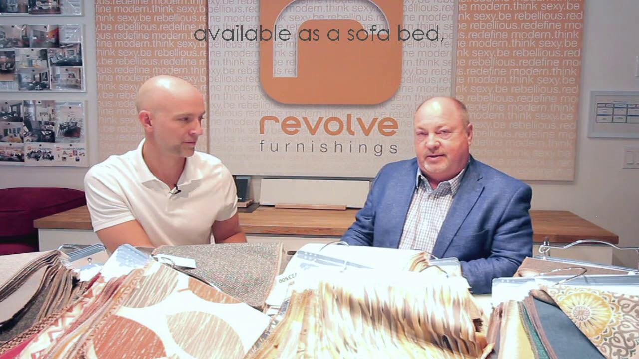 Revolve Presents Stylus Made To Order Sofas