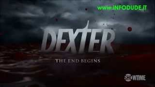 Dexter - Season 8 Official Trailer HD (June 30, 2013)