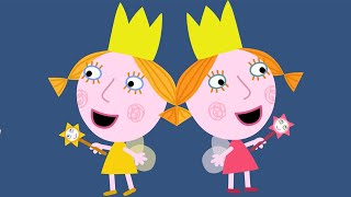 Ben and Holly's Little Kingdom 👧🏼👧 Daisy and Poppy's Best Bits | HD Cartoons for Kids