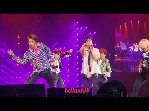 180905 BTS LA 'Love Yourself Tour' (DNA)