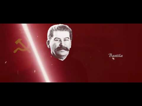 Darth Stalin Destroys the Axis Powers (Star Wars WW2 Meme)