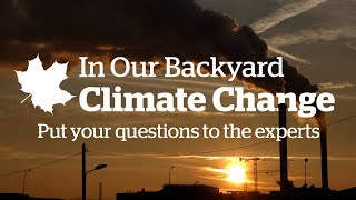 Climate change Q&A | Ask the experts