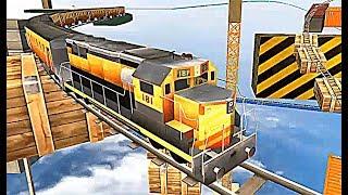 Impossible Train Sim - Level 8