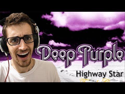 Hip-Hop Head's FIRST TIME Hearing DEEP PURPLE: