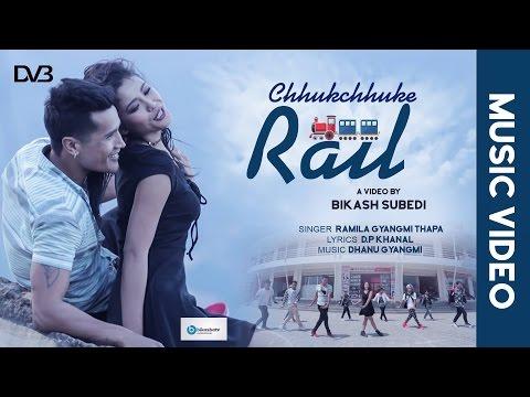 CHHUK CHHUKE RAIL|feat LIMBU,SUNIL CHHETRI & NEPALI THITOS|RAMILA GYANGMI MAGAR|NEW NEPALI SONG