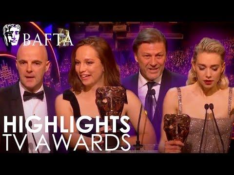 Highlights from the BAFTA TV Awards 2018!