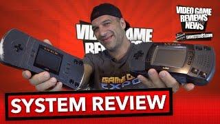 Atari Lynx handheld system review - Gamester81
