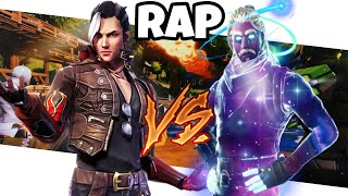 ☠️🔥RAP FREE FIRE VS FORTNITE🔥☠️ Luis Gz con Mc Bram | 2019