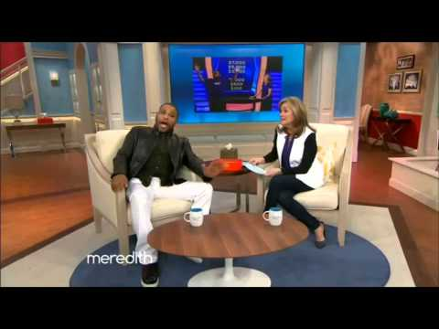 Anthony Anderson on The Meredith Vieira Show (Apr 2nd, 2015)