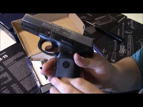 Smith & Wesson SW9VE Fast Look - Good and cheap?