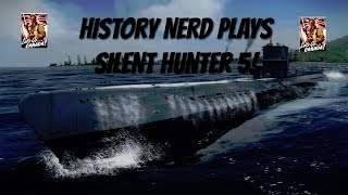 let's Play: Silent Hunter 5 Part 6 Submarine Upgrade